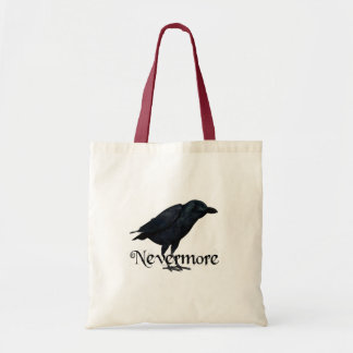 Nevermore - de Raaf - E.A. Poe Draagtas