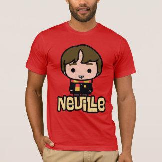 Neville Longbottom Cartoon Character Art T Shirt