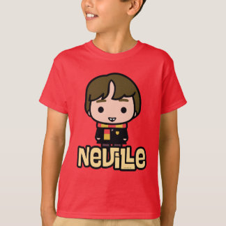 Neville Longbottom Cartoon Character Art T Shirt