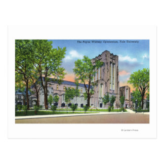 New Haven, de Universitaire Payne Whitney Briefkaart