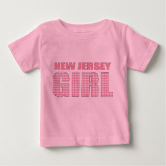 New Jersey Baby T Shirts