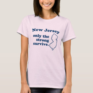 New Jersey slechts Sterk overleeft Overhemd T Shirt