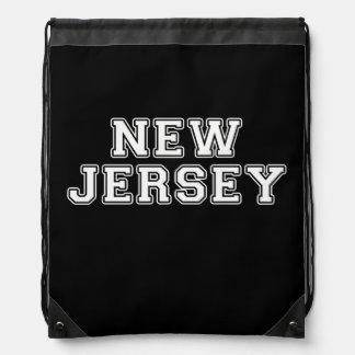 New Jersey Trekkoord Rugzakje