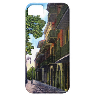 New Orleans Louisiane plagi?ërt Steeg Barely There iPhone 5 Hoesje