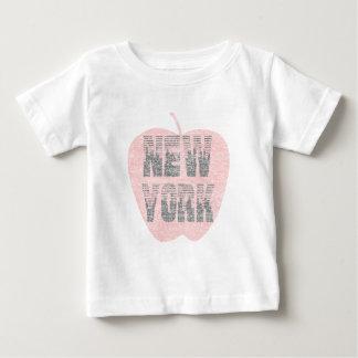 New York Apple Baby T Shirts
