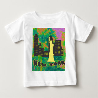 New York Baby T-shirt