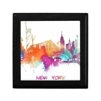 New York Decoratiedoosje