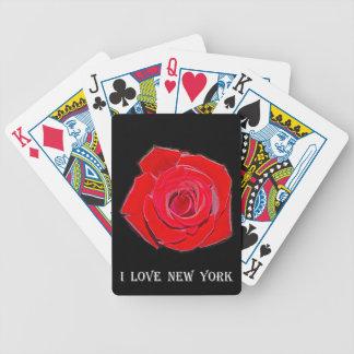 New York I Liefde New York (nam toe) Pak Kaarten