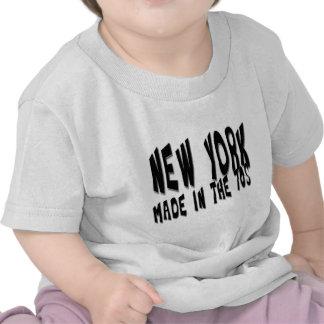 New York in de jaren '70Overhemden dat wordt Tshirts