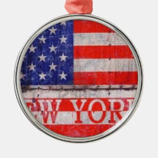 New York, New York Kerst Ornamenten