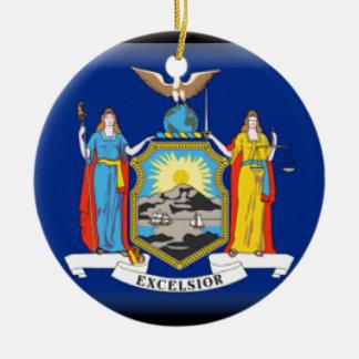 New York Kerstboom Ornamenten