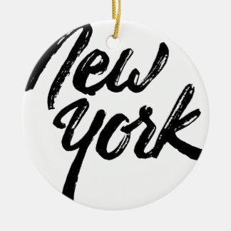 New York Kerst Ornamenten