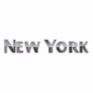 New York Staand Fotobeeldje