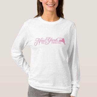 New York (Staat van Mijn) T Shirt