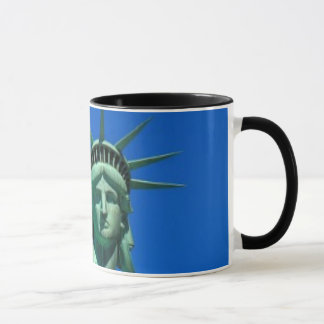 New York, Standbeeld van Vrijheid Mok