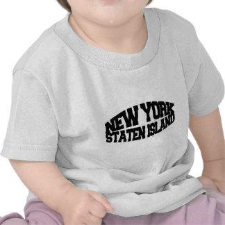 New York staten eiland T Shirts