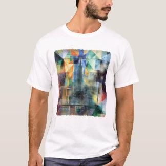 New York van het venster T Shirt