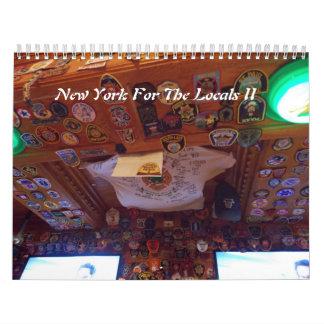 New York voor de Locals Kalender II