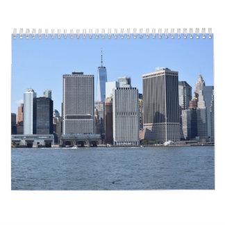 New York voor Locals, van de Kalender van de Haven