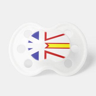 Newfoundland-vlag #2 baby speentje
