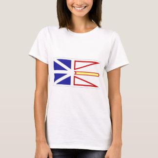 Newfoundland-vlag #2 t shirt