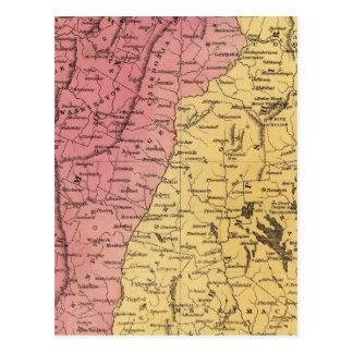 NH, Vermont Briefkaart