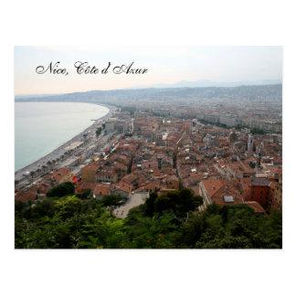 Nice, Côte d'Azur Briefkaart