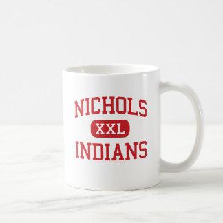 Nichols - Indiërs - Mindere - Biloxi de Koffiemok