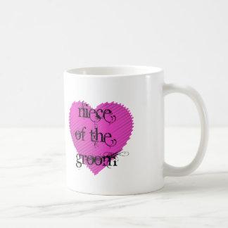Nicht van de Bruidegom Koffiemok