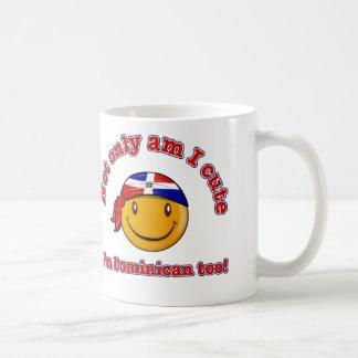 Niet alleen ben I leuk ik ben ook Dominicaans! Koffiemok
