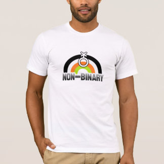 Niet binaire Trots T Shirt