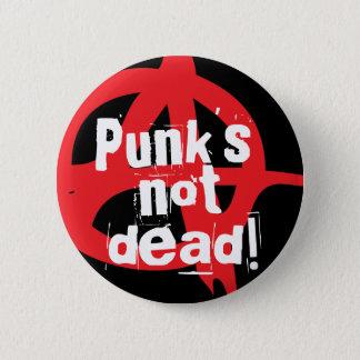 Niet dode punker! ronde button 5,7 cm