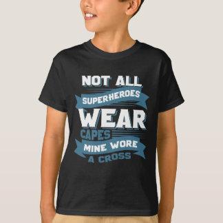 Niet droeg Al Mijn van de Kaap van de Slijtage T Shirt