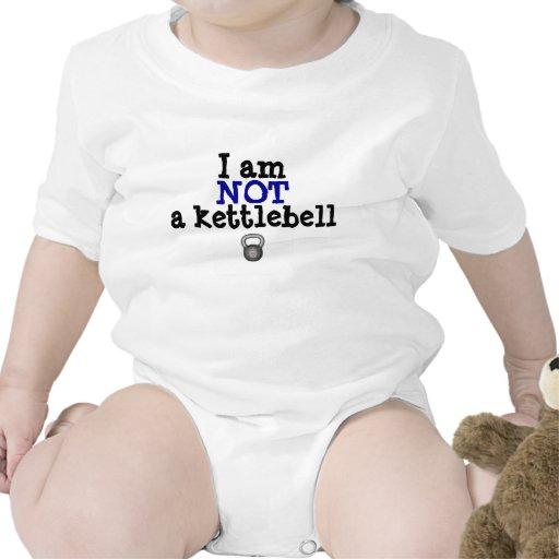 Niet een kettlebell t-shirts