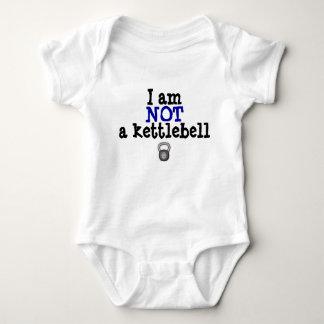 Niet een kettlebell t shirt