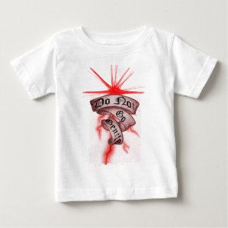 Niet ga Zacht Baby T Shirts