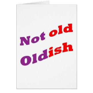 Niet oude Ouwelijk Kaart