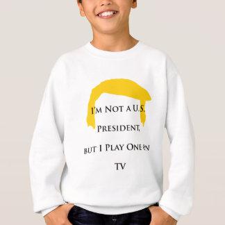 Niet President maar Spel op TV Trui