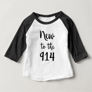 Nieuw aan het T-shirt van 914 Bel