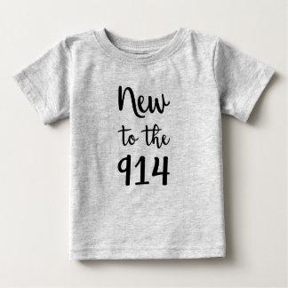 Nieuw aan het T-shirt van Baby 914