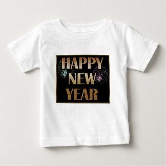 Nieuw-jaar-dag Baby T Shirts