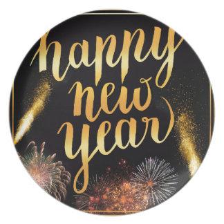 Nieuw-jaar-dag Bord