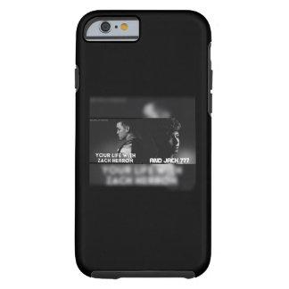 Nieuw Verhaal: Uw Leven met Zach en Jack Tough iPhone 6 Hoesje