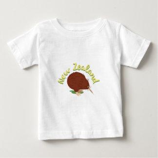 Nieuw Zeeland Baby T Shirts
