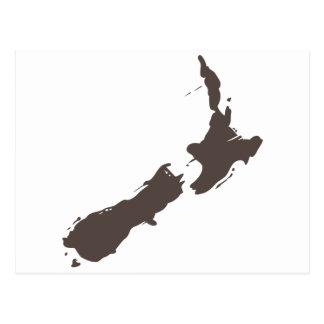 Nieuw Zeeland Briefkaart
