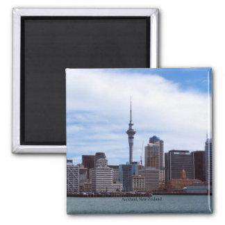 Nieuw Zeeland: Cityscape van Auckland Magneet