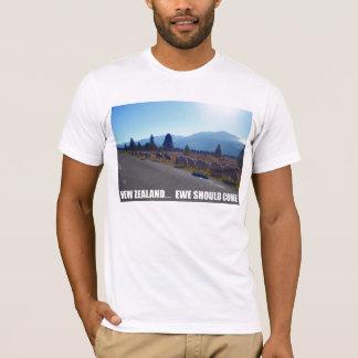 Nieuw Zeeland… De ooi zou moeten komen T Shirt