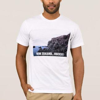 Nieuw Zeeland… Rotsen!!! T Shirt