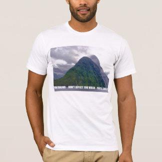 Nieuw Zeeland verwacht teveel niet - u zult van T Shirt