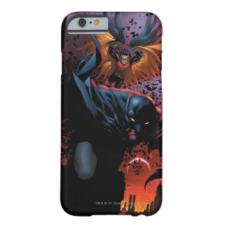 Nieuwe 52 - Batman en Robin #1 Barely There iPhone 6 Hoesje
